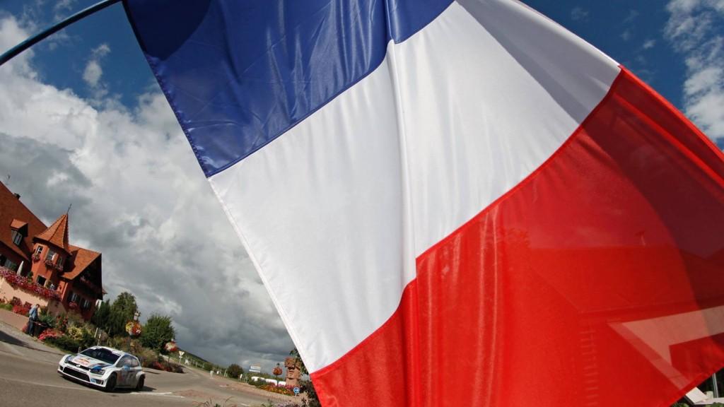 Ралли Франции - Эльзас