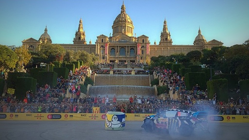 Кен Блок стартовал первым на ралли Испании