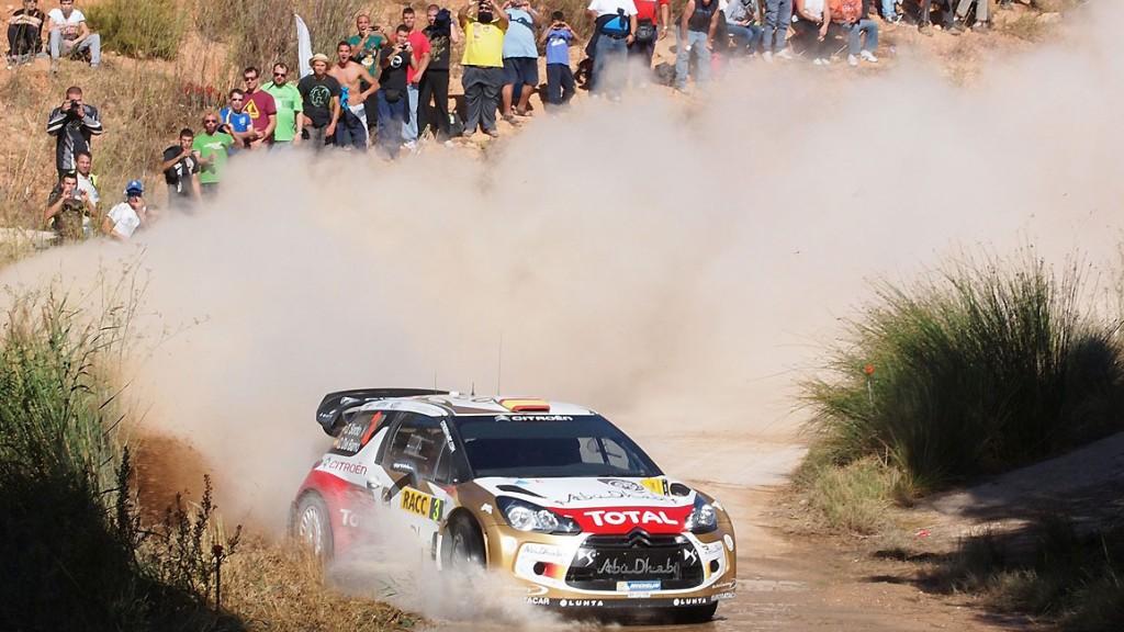 Ралли Испании домашняя гонка для Сордо