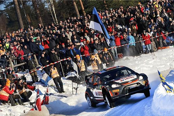 Ралли Швеции 2015 - Роберт Кубица - Форд