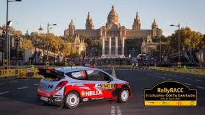 Ралли Испании 2014 - Дани Сордо - Хендэ