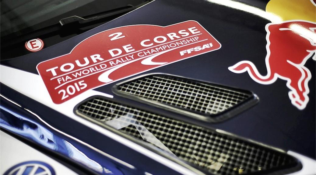 Тур де Корс - Ралли Франции 2015