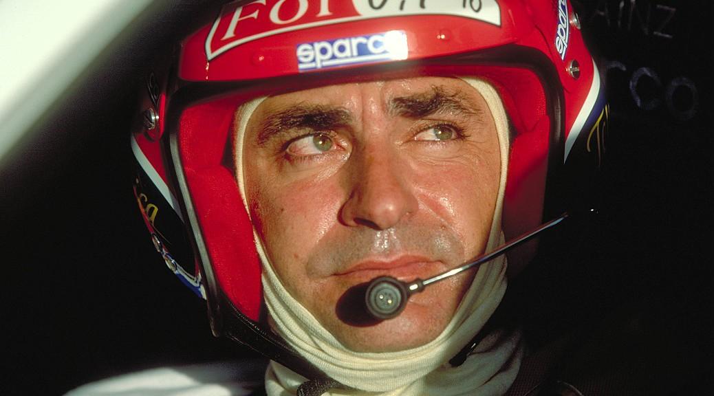 Ралли Корсики 2000 - Карлос Сайнс - Форд