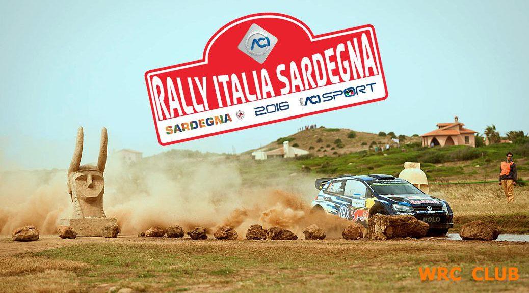 Ралли Италии Сардинии