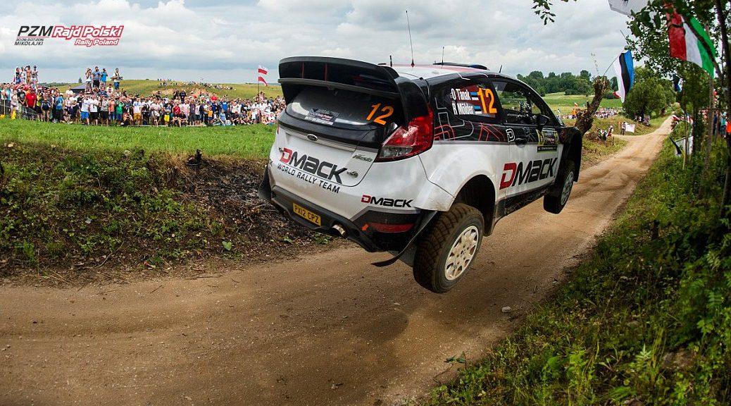 Ралли Польши 2016 - Отт Тянак - Форд