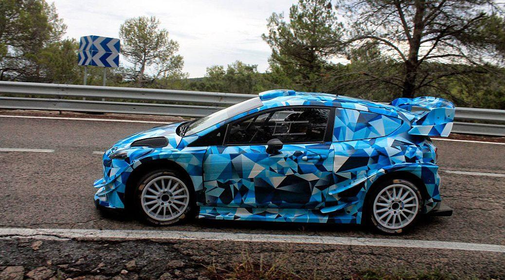 Ford Fiesta WRC 2017