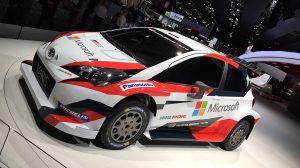 Toyota Gazoo Racing Yaris WRC 2017