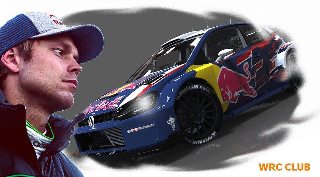 Андреас Миккельсен - Volkswagen Polo R WRC 2017