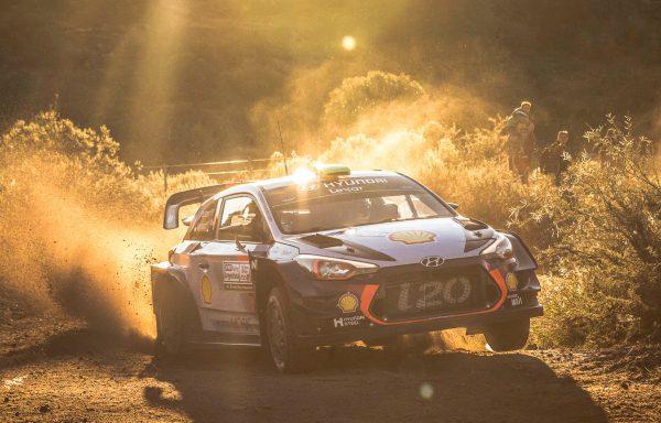 Ралли Аргентины 2017 - Хайден Паддон - Джон Кеннард - Hyundai i20 Coupe WRC
