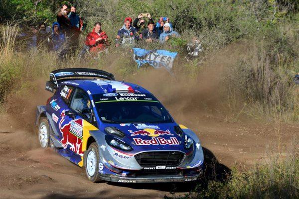 Ралли Аргентины 2017 - Себастьен Ожье - Жюльен Инграссиа - Ford Fiesta WRC - M-Sport WRT