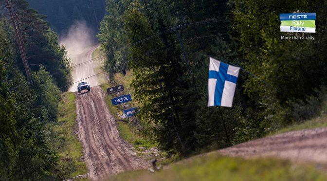 Ралли Финляндии 2016
