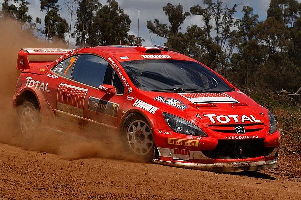 Ралли Австралии 2005 - Маркус Гронхольм - Пежо
